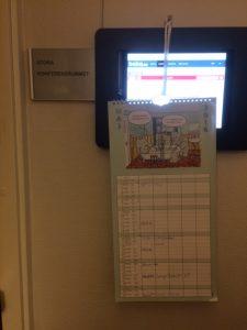 Byte av konferensbokningsystem 2016